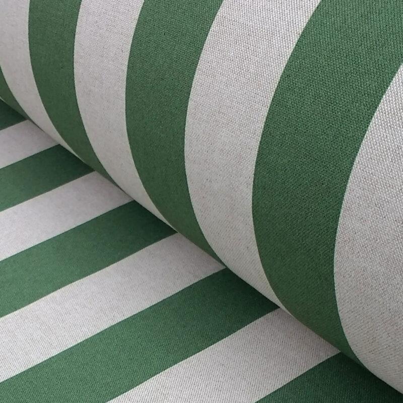Broad Stripe Green