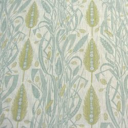 Angie Lewin Meadows Edge Blue Green