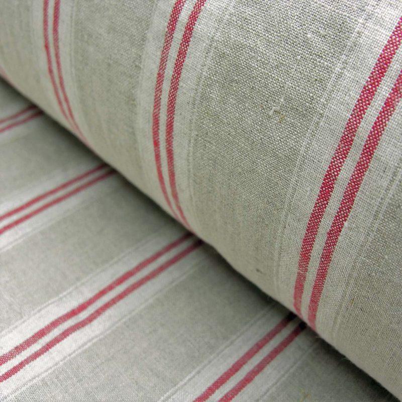 Oland Stripe Red