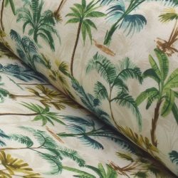 Cotton Print Palms