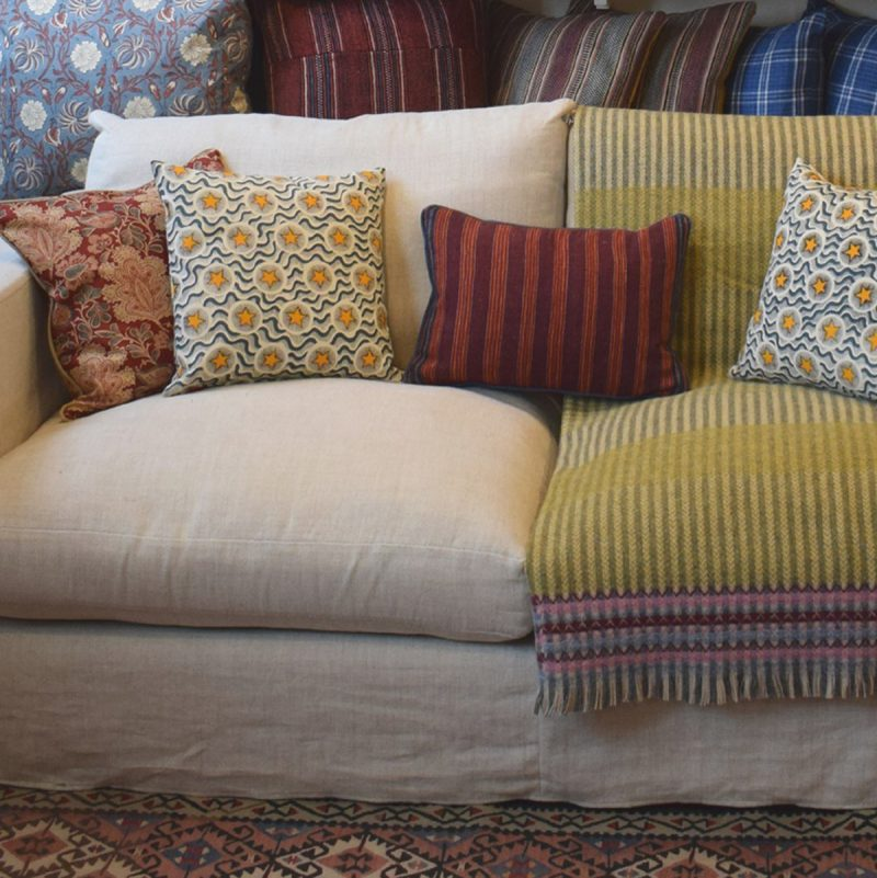 Lavenham Natural Sofa