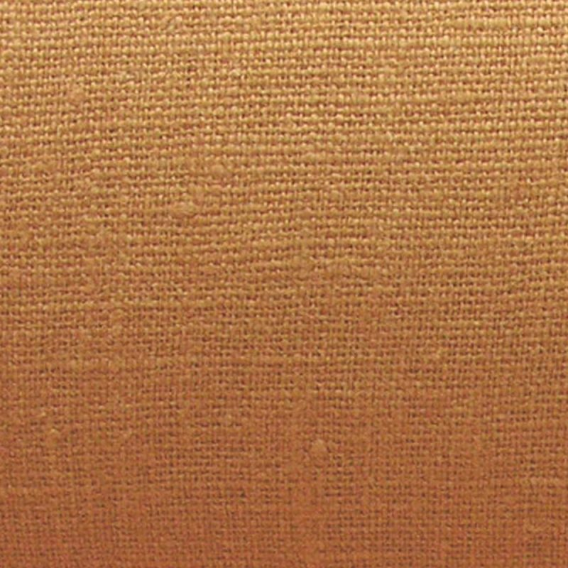 Washed Linen Mango Orange