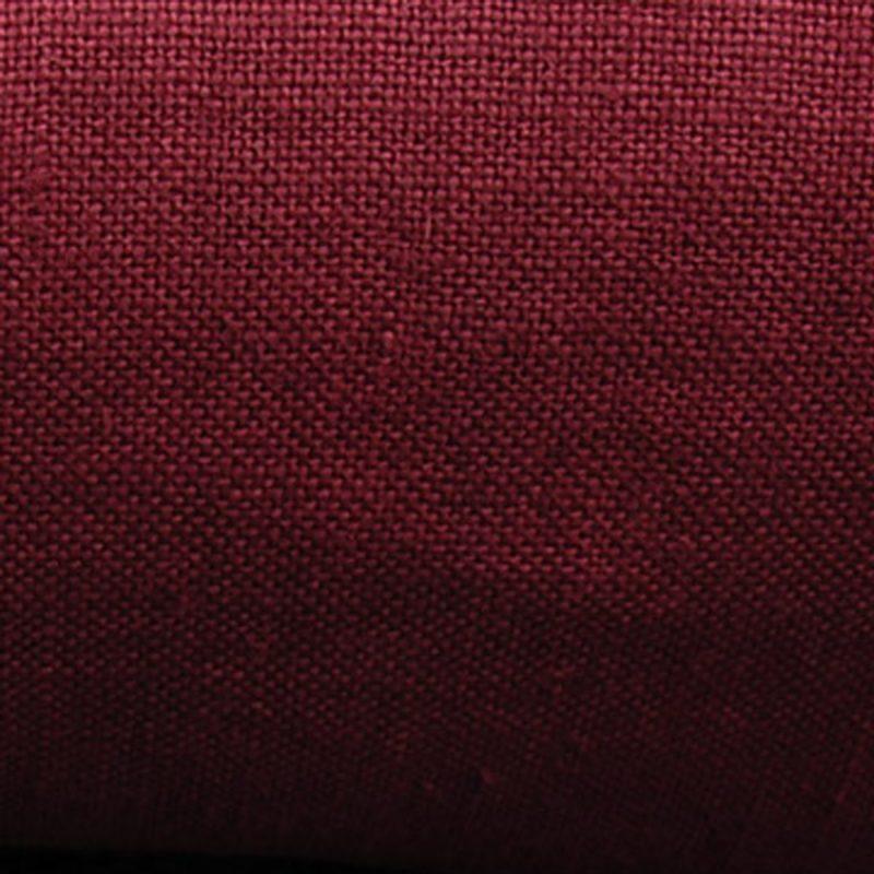 Washed Linen Turkey Red