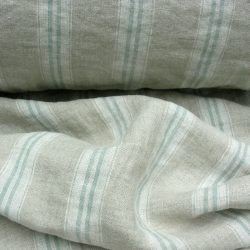Washed Linen Oland Seagreen