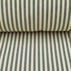 Alpha Stripe Dark Green