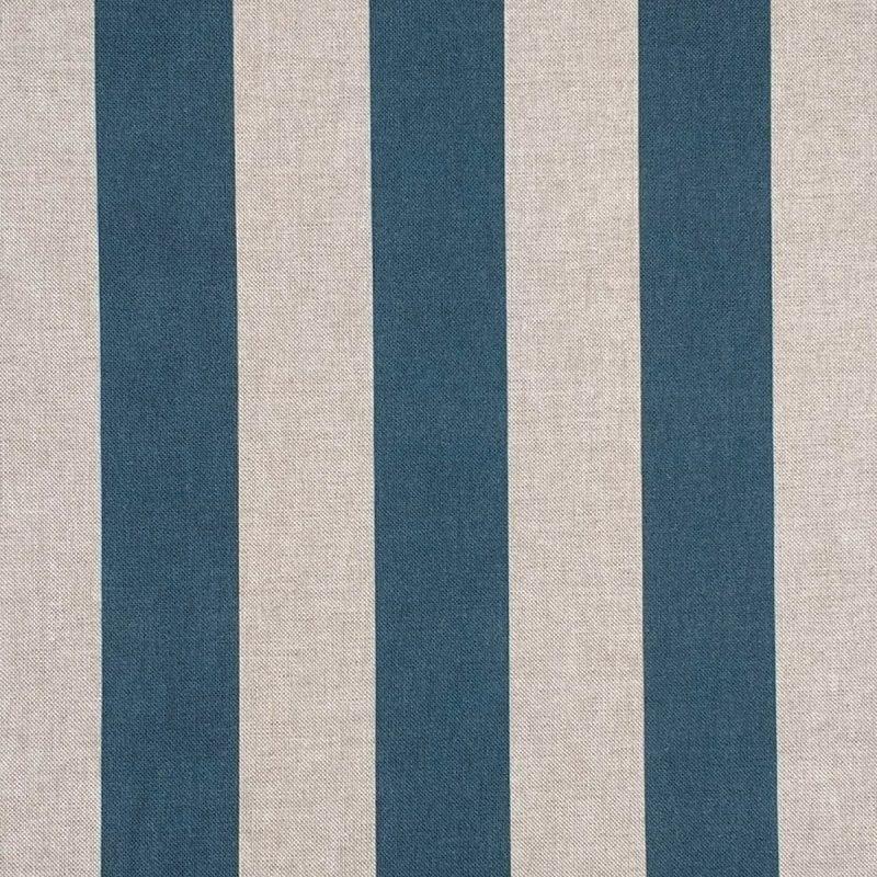 Broad Stripe Indigo
