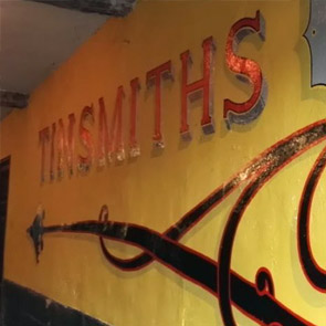 Tinsmiths Alley