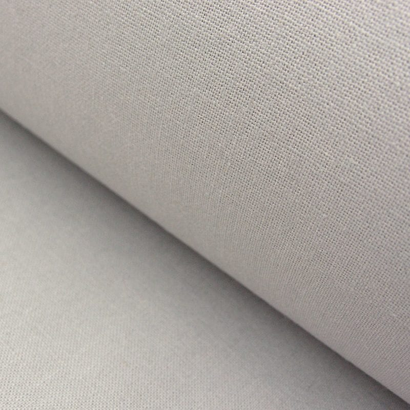 Extra Wide 100% Linen - Ash