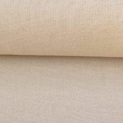 Extra Wide Natural Linen Sheer