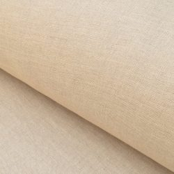 Extra Wide Natural Linen Sheer