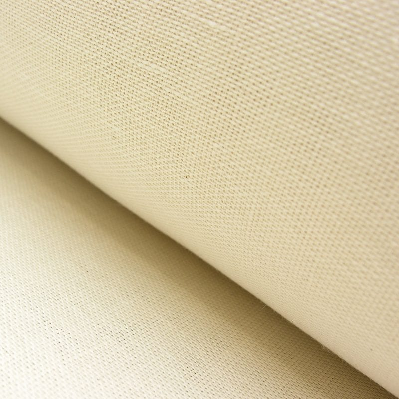 Extra Wide Linen Semi Sheer- Ivory