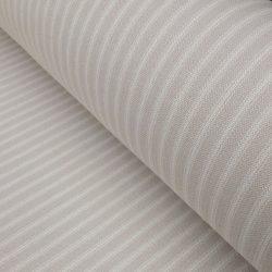 Hampton Ticking Fabric Putty