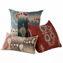 kimono cushions