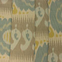 Lewis & Wood Kimono - Saffron & Sea