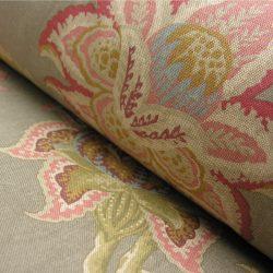 Curtain Fabric Knole - Olive