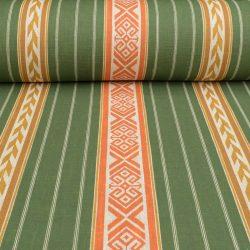 Kolomyya Linen Stripe - Green