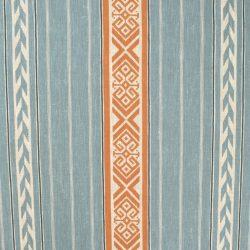 Kolomyya Linen Stripe - Mineral Blue