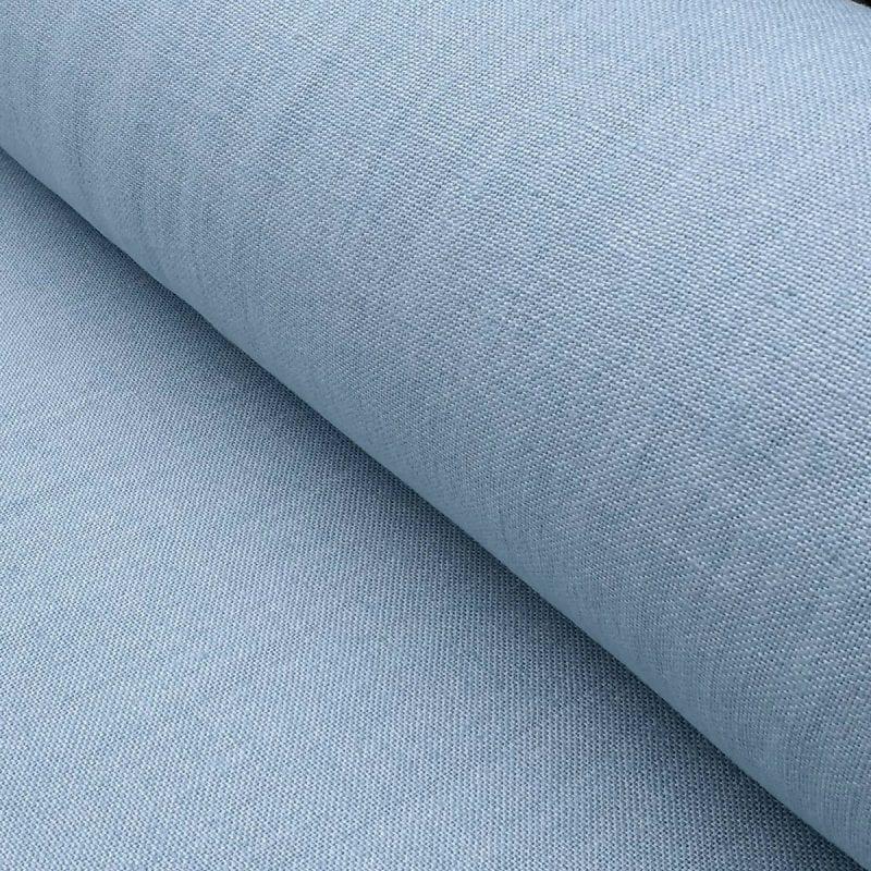 Linen Lavenham - Glacier Blue