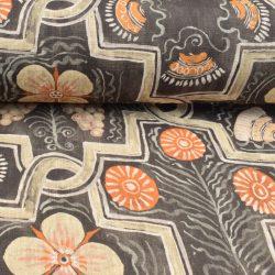 Ledbury Elizabethan Linen Print - Large