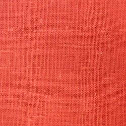 Textured Linen Coral