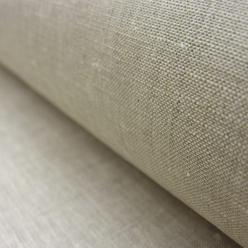 Linen Natural Oilcloth