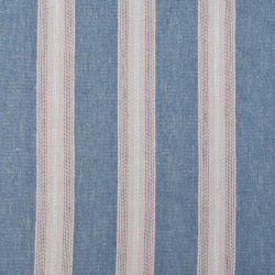 Dewsall Linen Stripe Denim