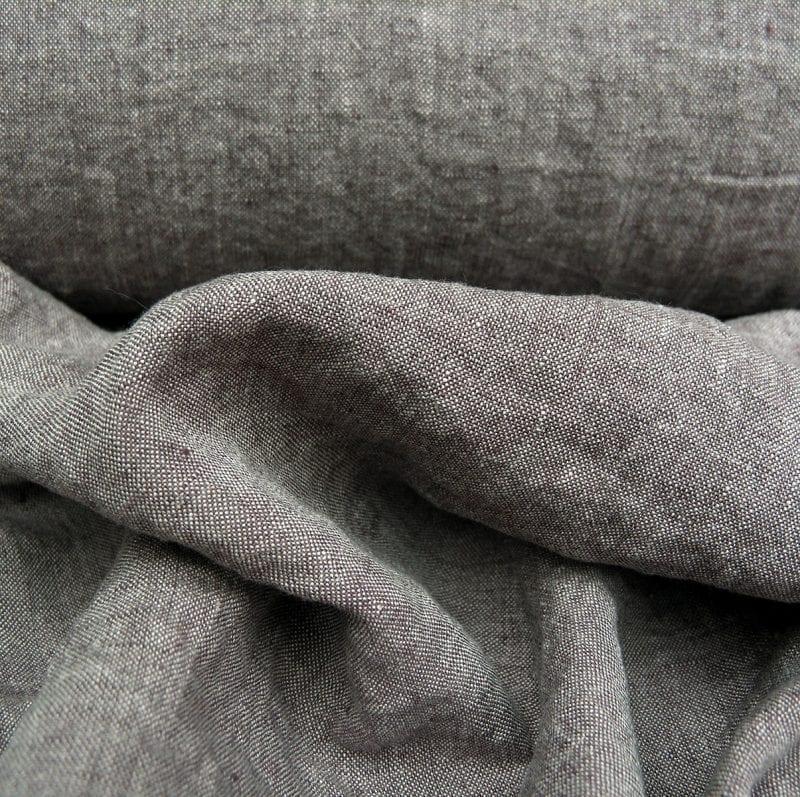 Washed Fine Linen Mocha
