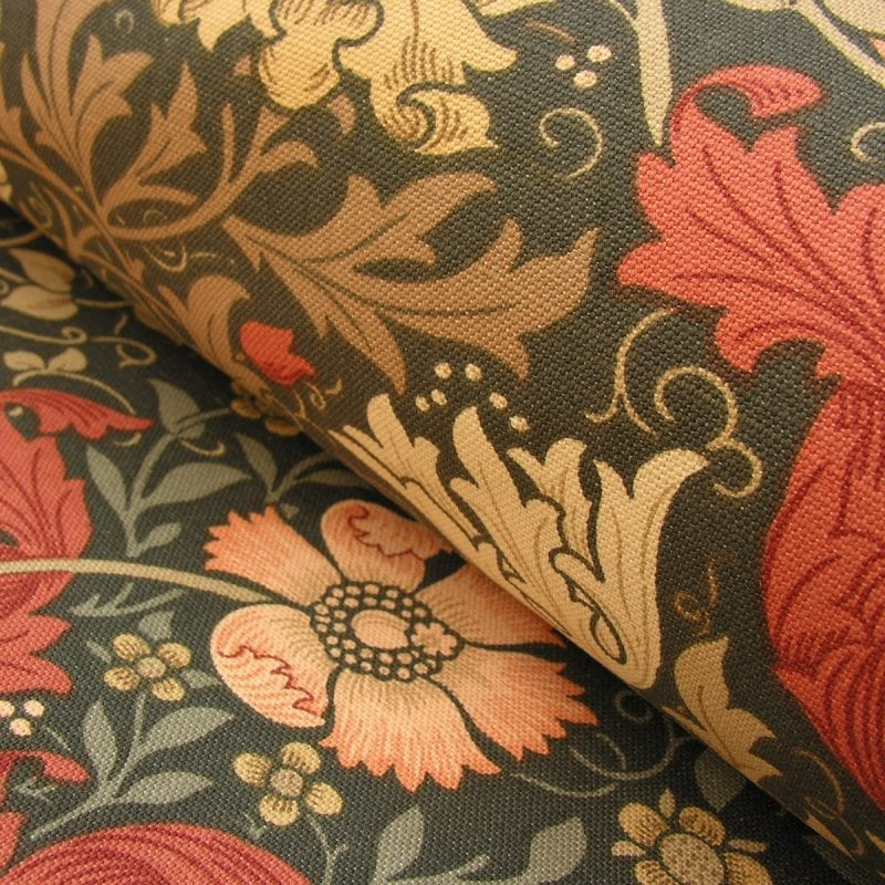 Compton Arts and Crafts Fabric