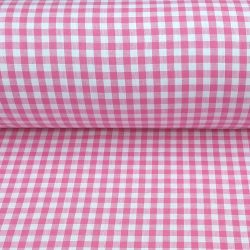 Picnic Check Summer Pink