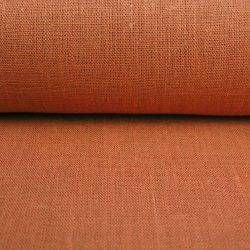 Textured Linen Pumpkin
