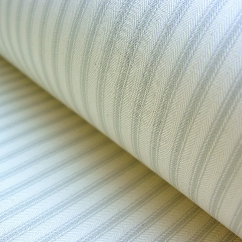 Ticking Fabric Dove