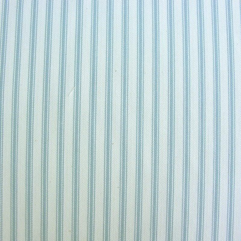 Ticking Fabric Seagreen