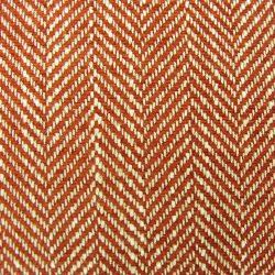 Upholstery Fabric Spey Herringbone Brick Red