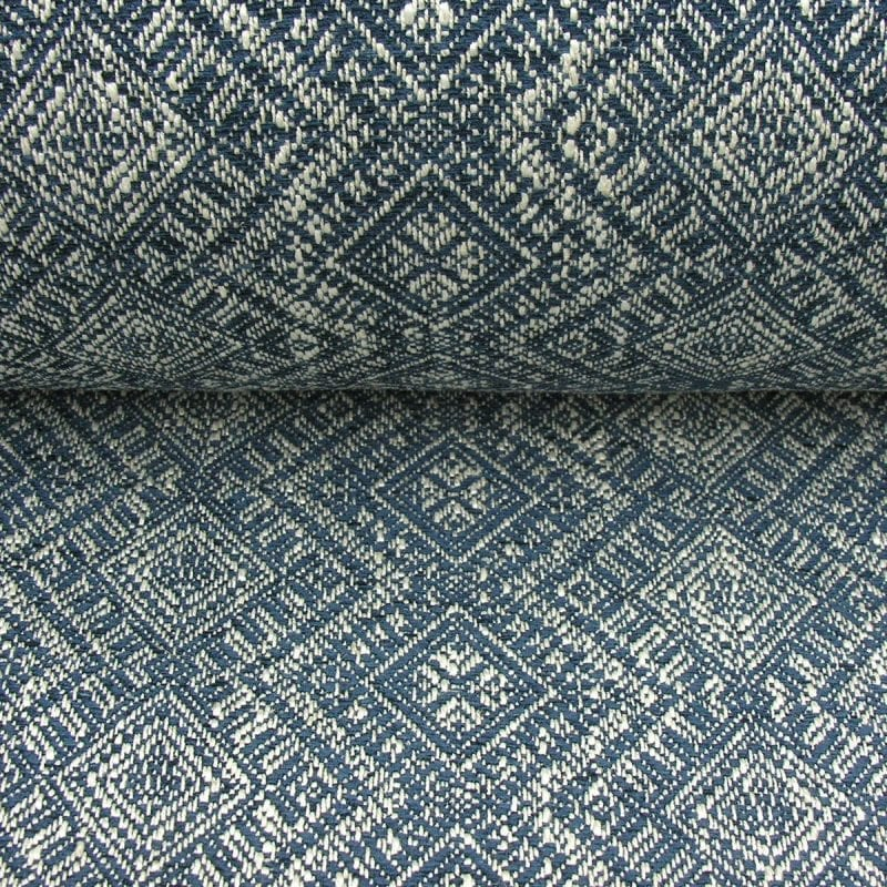 Upholstery Fabric Tangier Indigo