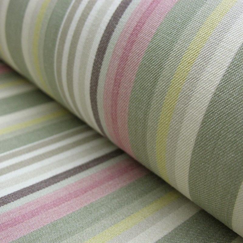 Ticking Vintage Stripe Sage