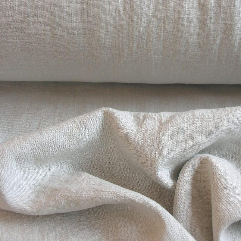 Washed Linen Gainsborough Grey