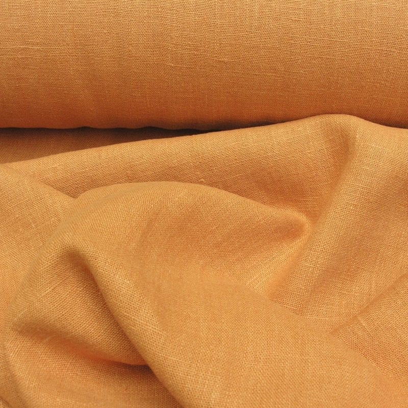 Washed Linen Mango