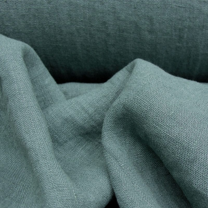 Washed Linen Teal