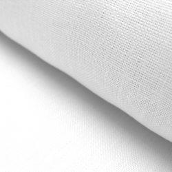 Textured Linen White