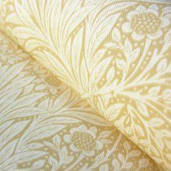 William Morris Marigold Linen Cowslip and Lichen