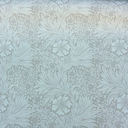William Morris Marigold Linen and Ivory