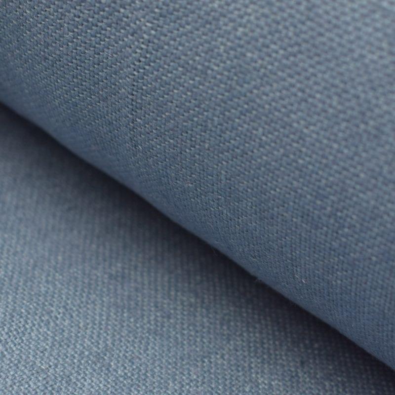 Linen Lavenham - Woad Blue