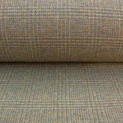 Wool Pendle Check Green