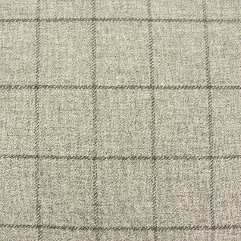 Wool Check Sassoon