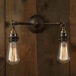 Original Double Wall Light