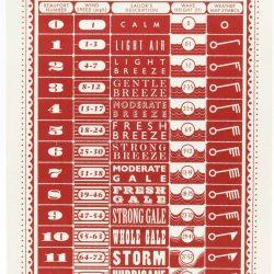 BEAUFORT, Unframed Print by James Brown