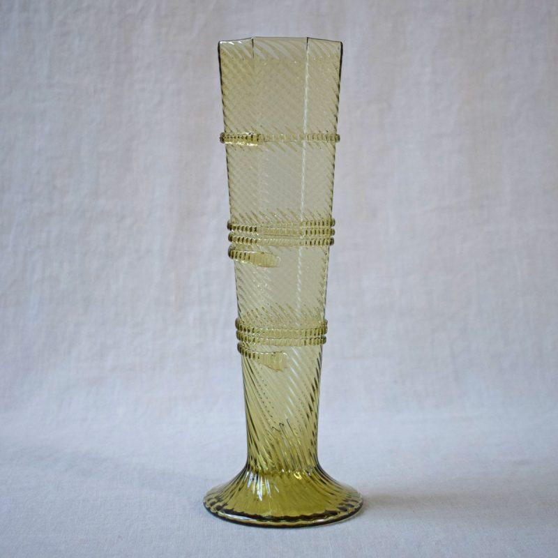 Roman Flute Tall Vase