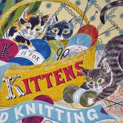 Emily Sutton Ki s for Kittens print