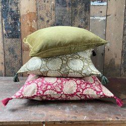 Cushion Stack