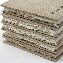 Khadi Paper Sketchbook